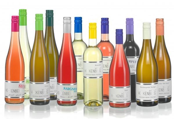Frühlingsweinpaket 12 Flaschen